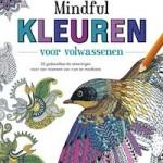 Mindful bezig zijn: kleuren voor volwassenen
