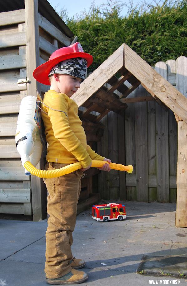 brandblusser maken