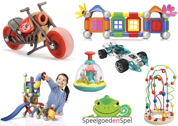 speelgoed en spel