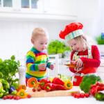 Zo laat je kinderen nieuwe groente eten