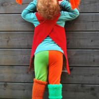 Maak je eigen Pippi Langkous jurkje