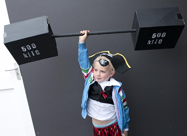pippi langkous kinderfeestje, pippi langkous, piraten