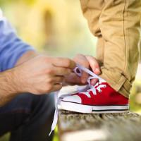 Zo bepaal je de juiste schoenmaat van je kind