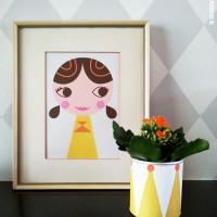 Pimp je huis oranje met deze gratis Koningsdag printable