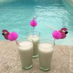 Bananen-fristi; speciaal voor kinderen die geen melk lusten