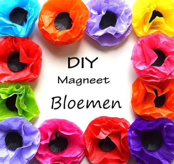 magneet bloemen