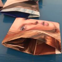 Zelf een zakje vouwen van papier
