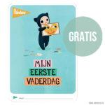Babykaarten Milestones gratis uitproberen voor Vaderdag