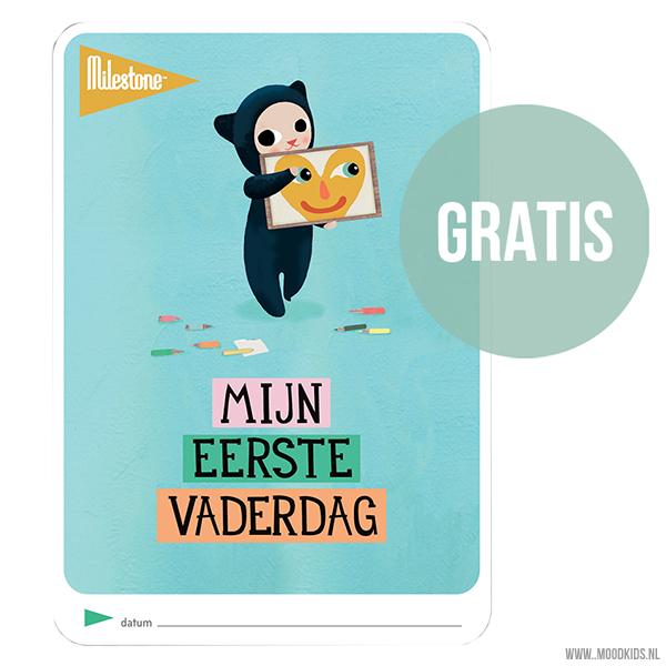 babykaarten milestones gratis