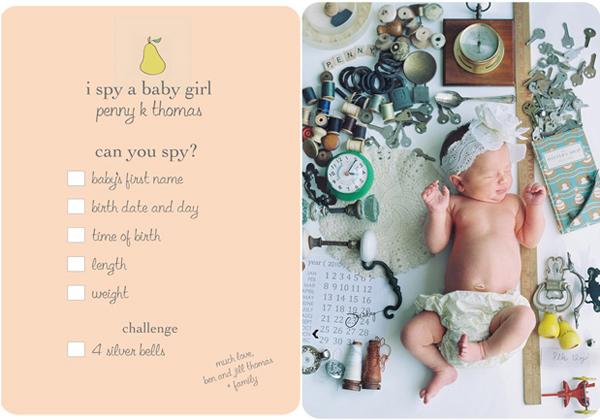 babykaartje zoekplaatje