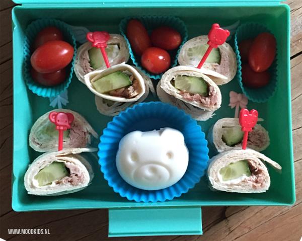Lunchbox zonder brood