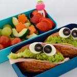 Gezond en eetbaar monster #DutchBento