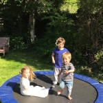 Trampolinespringen: jump for joy!