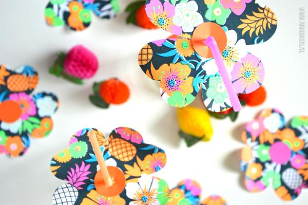 Zelf Bloemen Rietjes Maken In Een Paar Minuten