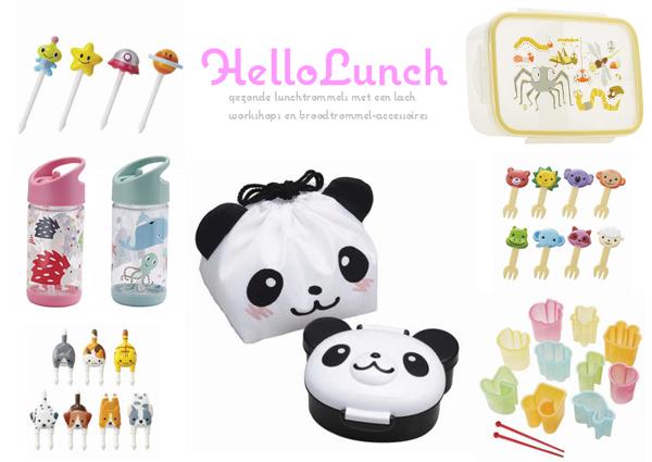 hello lunch gezonde lunchtrommels