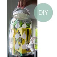 'Zelf ijsthee maken'-kit voor de juf