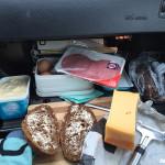 De smultas met eten voor onderweg #vakantie