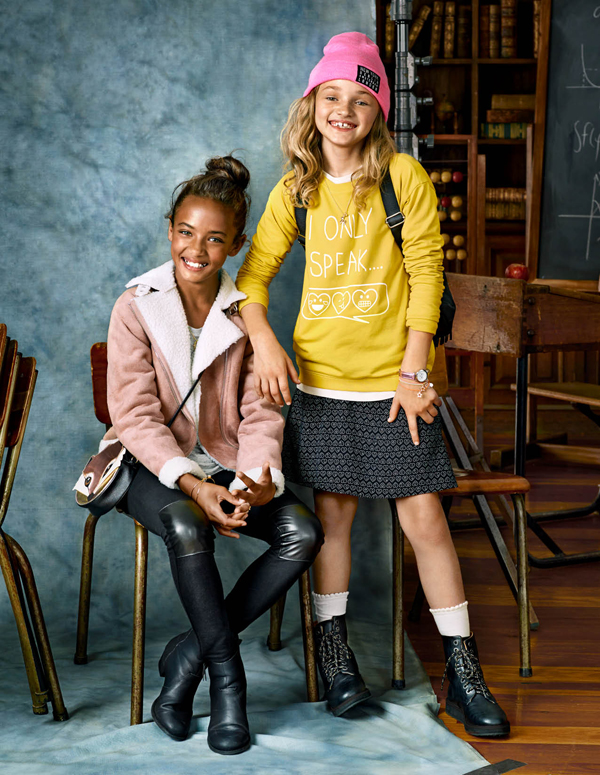 h&m kids go back to school