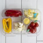 Easy peasy mangodip voor groente