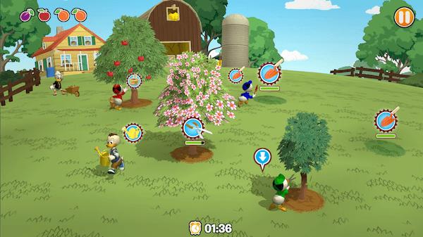 duckworld FruitPlukker (Samenwerken)