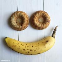 Een zoete lunch met banana bread