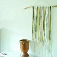Haal de natuur in huis met een DIY boho woonaccessoire