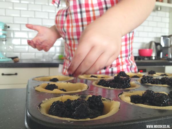 bramen taartjes recept