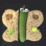 Gezonde lunchtrommels met een lach