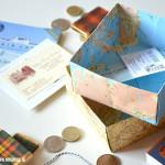 Vakantieherinneringen in een doosje