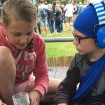 Bescherm de oren van je kind