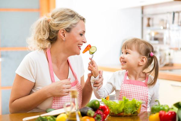 gezond koken voor je kind