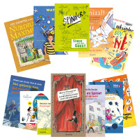 Raar maar waar! Titels bij het thema van de Kinderboekenweek 2015