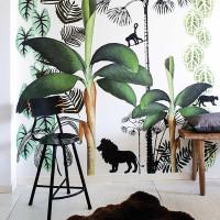 Kidsroom Inspiratie voor een Botanic dream