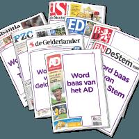 Basisschoolwedstrijd: Word voor één dag baas van de krant!