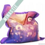 Winactie Little Thingz: Sit On It beanbag met fotoprint
