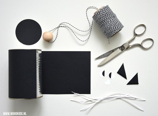 halloween craft materials
