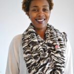 Lekker warm de winter door met een 1 minuut sjaal