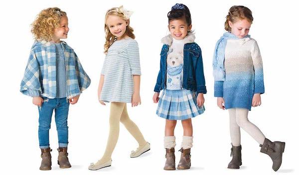 Mayoral meisjeskleding