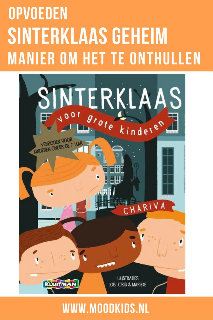 Worstel je enigszins met hoe en wanneer je je kind het grote Sinterklaas geheim gaat onthullen. Check dit boek. Het helpt jou en je kind! Lees onze review.