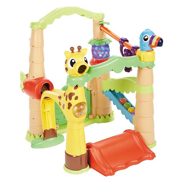Win Een Activity Garden Treehouse