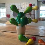 Balanceren met een cactus van Plan Toys