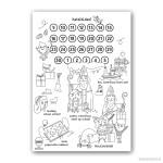 Download gratis Sinterklaas kalender voor je kind
