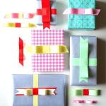 Pakjes versieren – mooie en makkelijke strikken maken