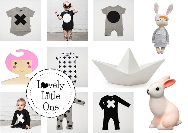 lovely little one webshop