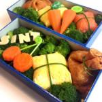 Cadeautjes broodjes voor in de lunchtrommel