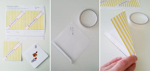 stap voor stap kruidnoten zakjes maken
