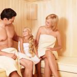 Met je kinderen naar de sauna? Hier moet je op letten