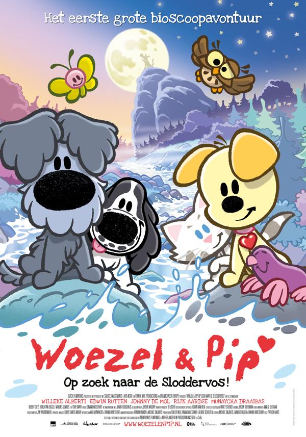 WOEZEL EN PIP poster