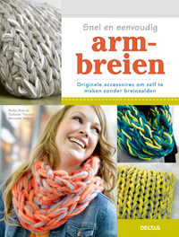 Breien zonder naalden kan. Arm breien heet deze breitechniek. Het enige dat je daarvoor nodig hebt is wat wol en je armen. Het is heel eenvoudig, kijk maar.