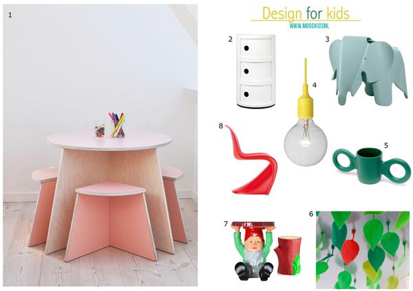 design voor kinderen